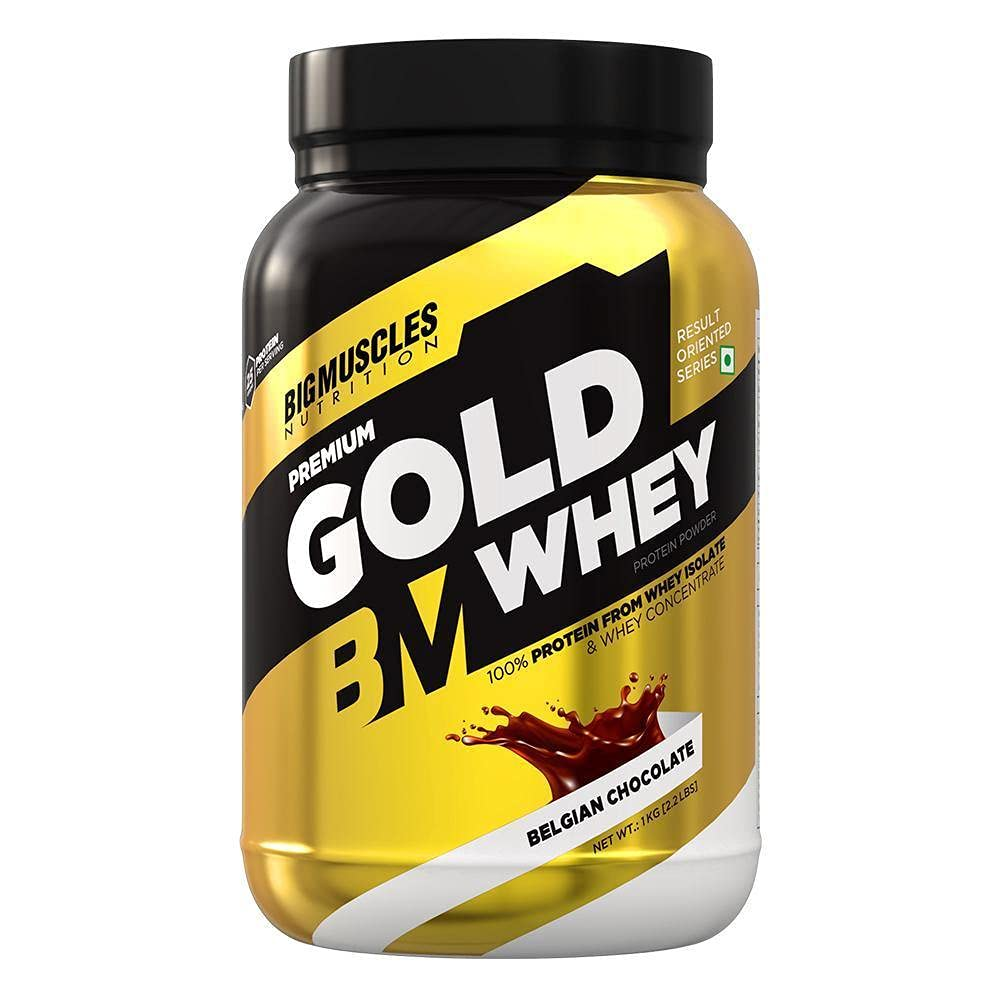 big muscle gold whey