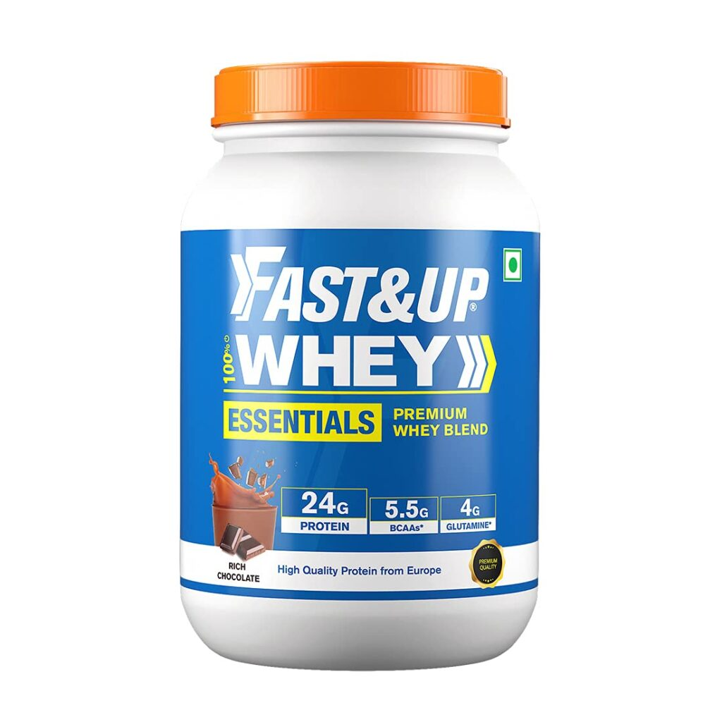 fast and up whey