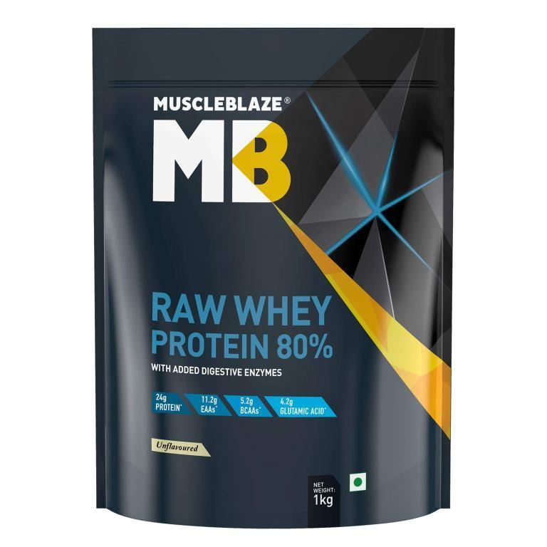 muscleblaze raw whey